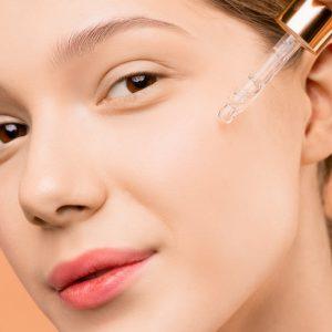 olejek różany do twarzy